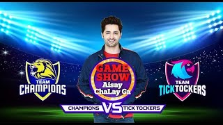 Chakkar Pe Chakkar   Game Show Aisay Chalay Ga League Season 2   TickTockers Vs Champions