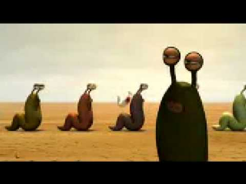 Dancing Slugs 3