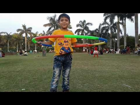 Hula hoop#| How to Hula hoop | Hulla hoop | Circus Ring Training In Hindi