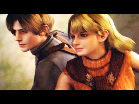 Resident Evil 4 Remastered All Cutscenes HD GAME Movie (PS4) 1080p 60FPS