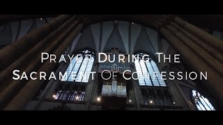 Prayer During the Sacrament of Confession HD