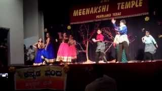 Houston Kannada Vrinda Yugadi 2015