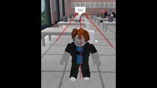 How to say Sex and Cock in ROBLOX