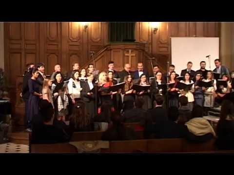 """Corul Bisericii Adventiste Grenelle """"Iarta ma Doamne"""" 19 Noiembrie 2016 extras concert"""