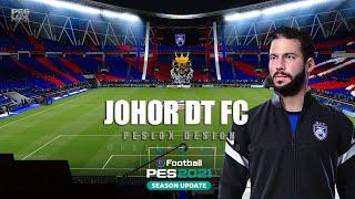 Part 4 - Trailer PESLOX PES2021 PATCH (Master League JDT FC)