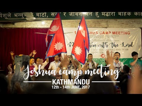Decision Making //Silvanus Tamang //Joshua Camp Meeting, Kathmandu