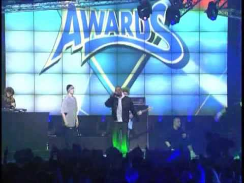 Bomfunk MC's - Freestyler (Live at TMF Awards 2001)