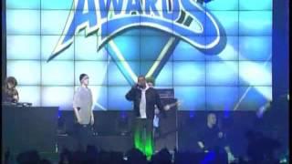 Bomfunk MC S Freestyler Live At TMF Awards 2001