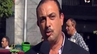 رئيس حي الأزبكية:سيتم إزالة ي مخالفات في وسط البلد بعد تطويرهاصباحك عندنا في جولةبـ القاهرة الخديوية