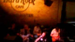 cops and robbers salford jets at hard rock cafe manchester