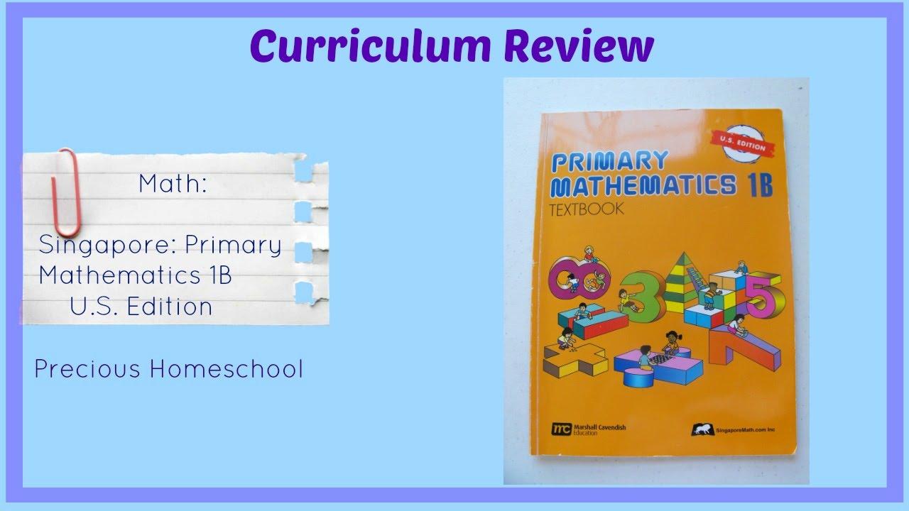 Singapore Math Kindergarten Curriculum Guide - Best Setting ...