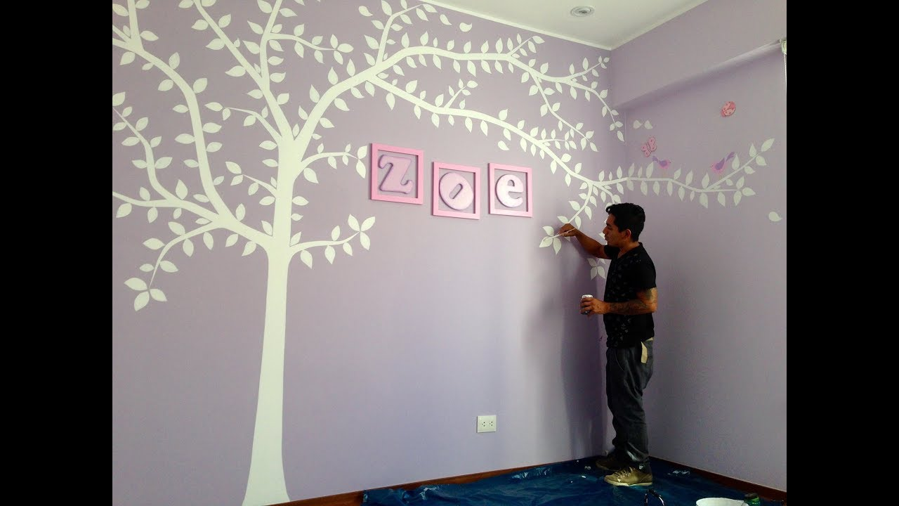 Como decorar un cuarto peque o de bebe recien nacido - Como decorar un cuarto pequeno ...