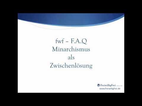 F.A.Q. Minarchismus als Zwischenlösung - podcast