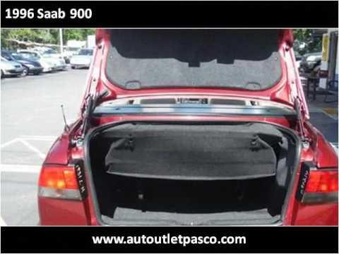 1996 Saab 900 Used Cars New Port Richey FL