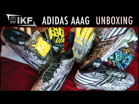 Adidas US Army All American Cleats and Gloves Unboxing - Ep. 279