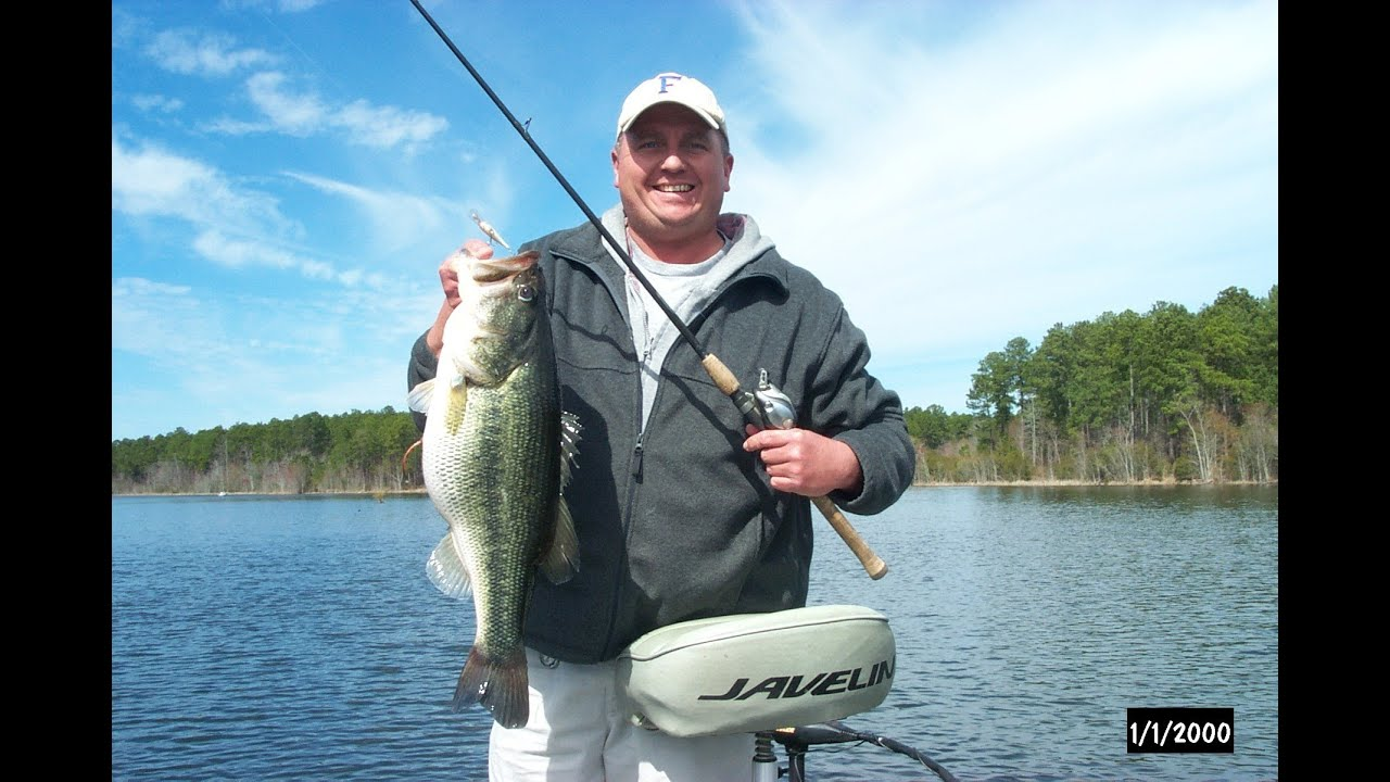 Public Fishing Areas - Bass Fishing