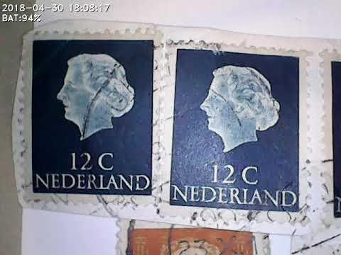 Old Stamps Of Nederland.Amsterdam.