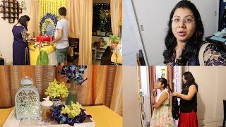 Cleaning After Ganpati Festival Mumbai | My Belief On Rituals | Maitreyee Passion Indian Vlogger