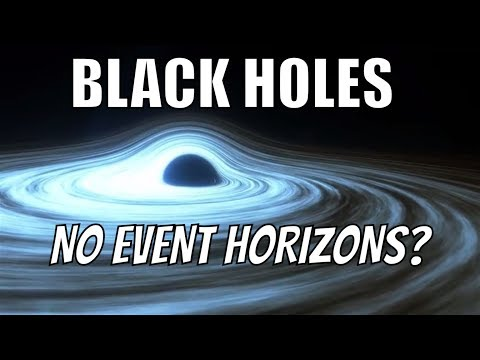 Stephen Hawking: Black Holes Don't Have Event Horizons