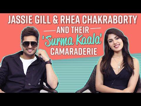 SURMA KAALA | Rhea Chakraborty And Jassie Gill's Unmissable Chemistry Is A Rage | Pinkvilla