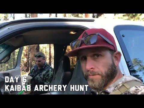 2018 Kaibab Arizona Archery Mule Deer Hunt Day 6! (The Guide Life) Antler Trader