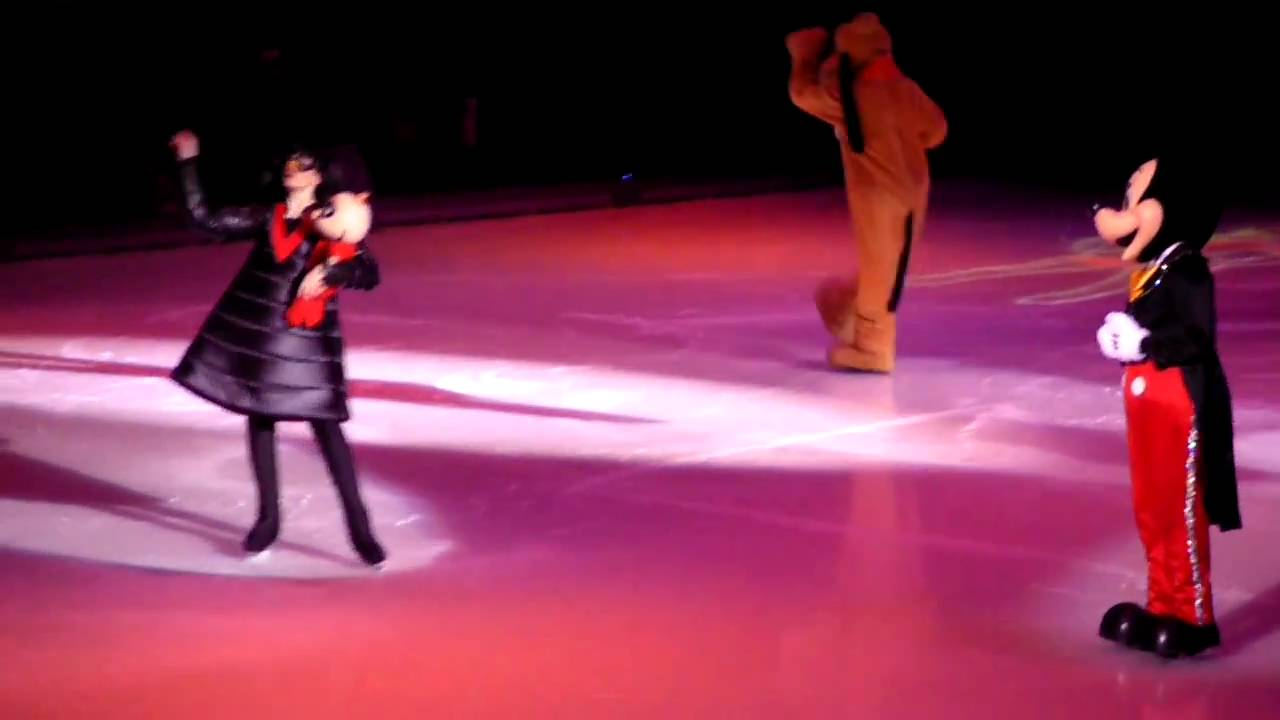 Disney On Ice The Incredibles Youtube