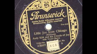 Andy Kirk and his Clouds of Joy - Little Joe from Chicago