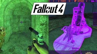 Fallout 4 Old Guns - How to gain access to castle's armory & Build and assign Artillery