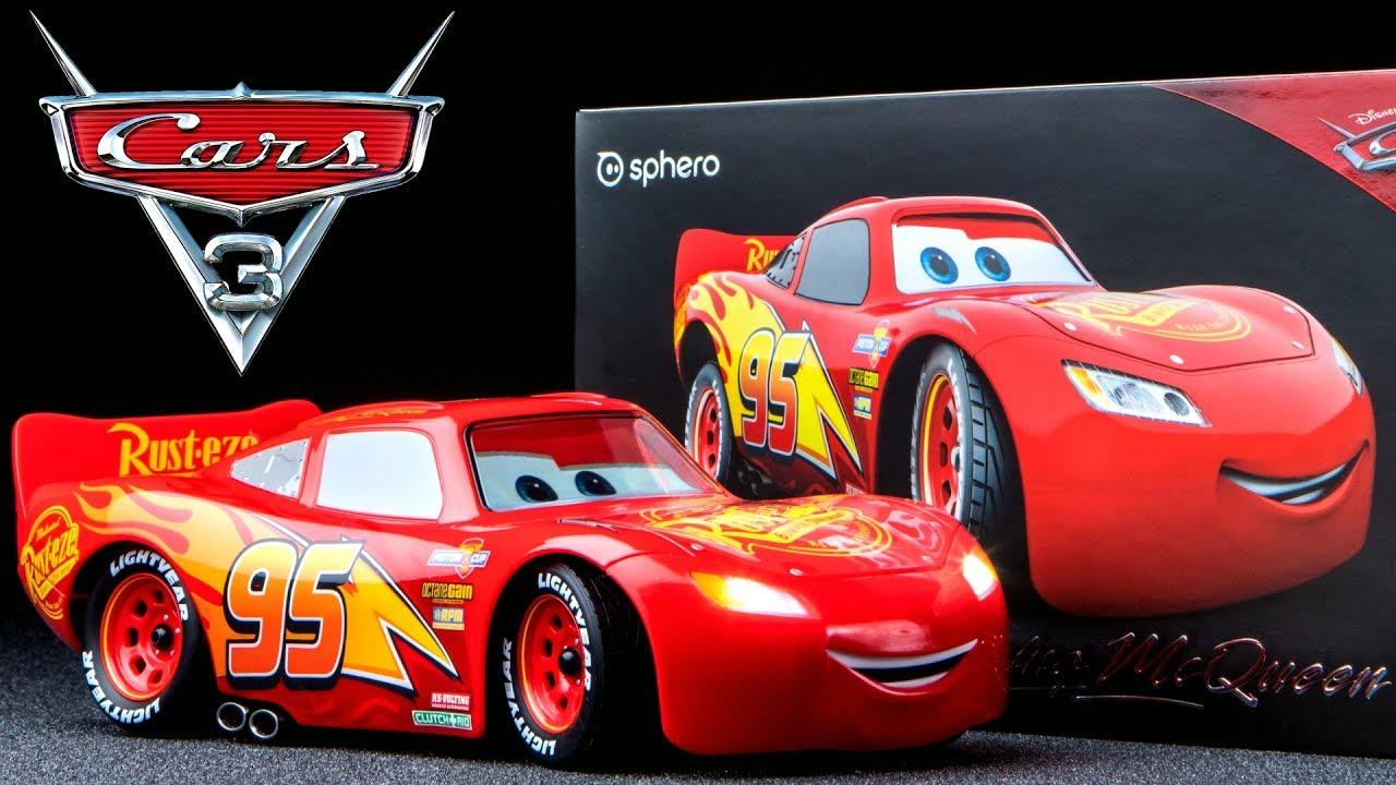 Kết quả hình ảnh cho Sphero Ultimate Lightning McQueen