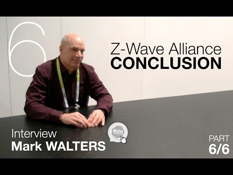 Domadoo - Interview Mark Walters - Z-Wave Alliance VO (6/6)