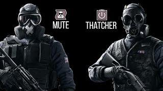 Tom Clancy's Rainbow Six | Siege / Mute - Thatcher Sınıfı [HD]