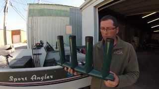 Best Portable Fishing Rod Holder- Tube Angler