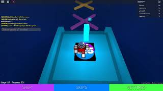 ROBLOX | Mega Fun Obby! 2 | Speed Running to Stage 155