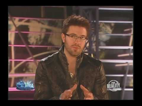Pt. 3 Danny Gokey's interview after being voted off American Idol