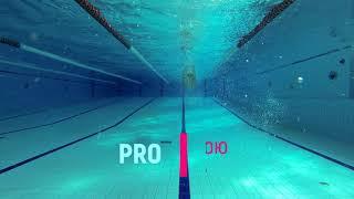 Pro trener. Swimming coach. Swimming lessons.