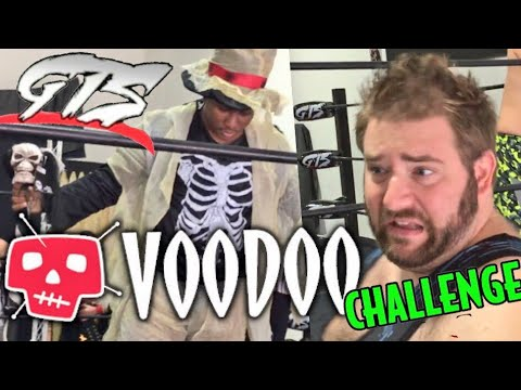 VOODOO DOLL CHALLENGE! LITTLE KID STUNNERS LANDSCAPER! GTS INTERCONTINENTAL CHAMPIONSHIP MATCH!