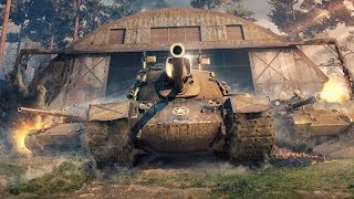 Wot Blitz - Черный бульдог и другие радости мира танков - World Of Tanks Blitz Wotb