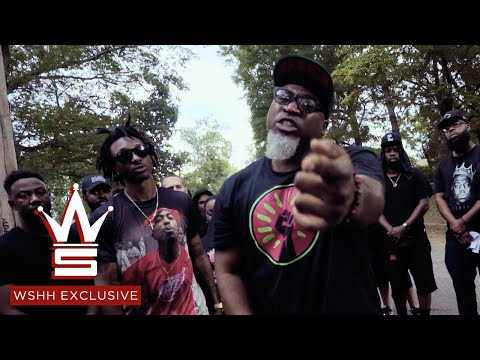 """Scotty ATL """"Black Man"""" Feat. David Banner (WSHH Exclusive - Official Music Video)"""