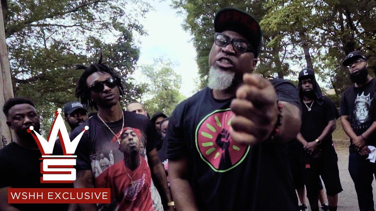"Scotty ATL ""Black Man"" Feat. David Banner (Official Music Video)"