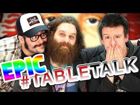 Harley Morenstein on an Epic #TableTalk!