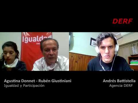 Donnet y Giustiniani: Tenemos uno de los sistemas tributarios más regresivos del mundo