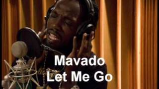 MAVADO - DEM A TALK & LET ME GO (MOVIE STAR RIDDIM) ***BRAND NEW***