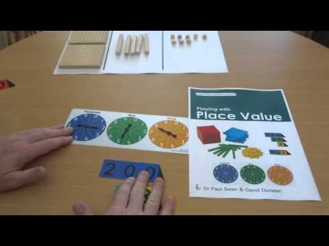 Linking Place Value Materials: Playing with Place Value