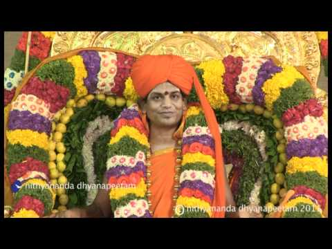 Scientific Experiments on Kundalini Awakening by Nithyananda on Guru Purnima 15 July 2011