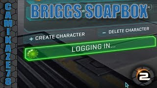 Briggs Server Soapbox | Planetside 2 Gameplay