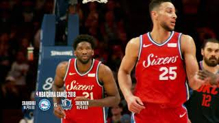 NBA China Games 2018