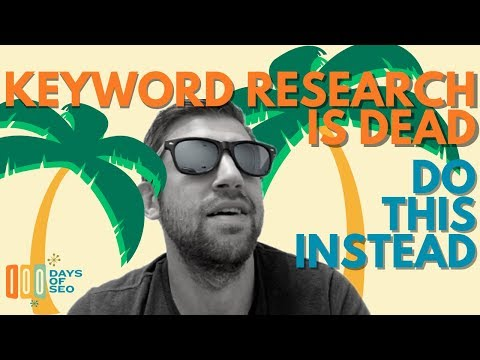 How To Do SEO Keyword Research For WITHOUT Paid Tools (2019)
