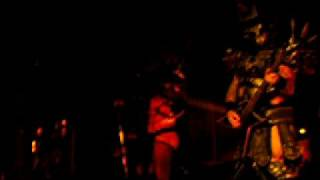 GWAR - Crack In The Egg - 10/4/08
