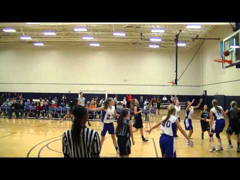 Colorado Jam vs Longmont Lightning 12-8-13