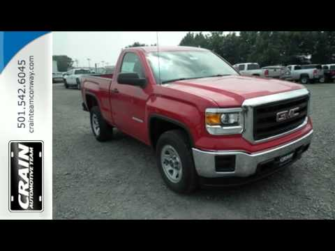 2014 gmc sierra 1500 conway ar little rock ar 4gt4978 sold youtube. Black Bedroom Furniture Sets. Home Design Ideas